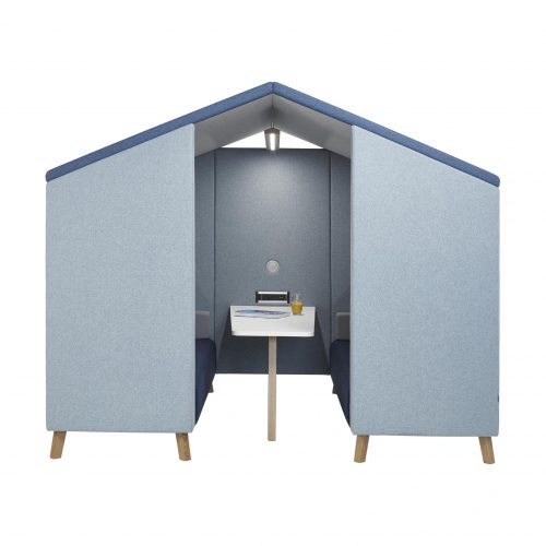 Pods / Booths